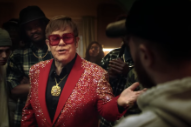 Snickers Commercial Puts Elton John In A Rap Battle
