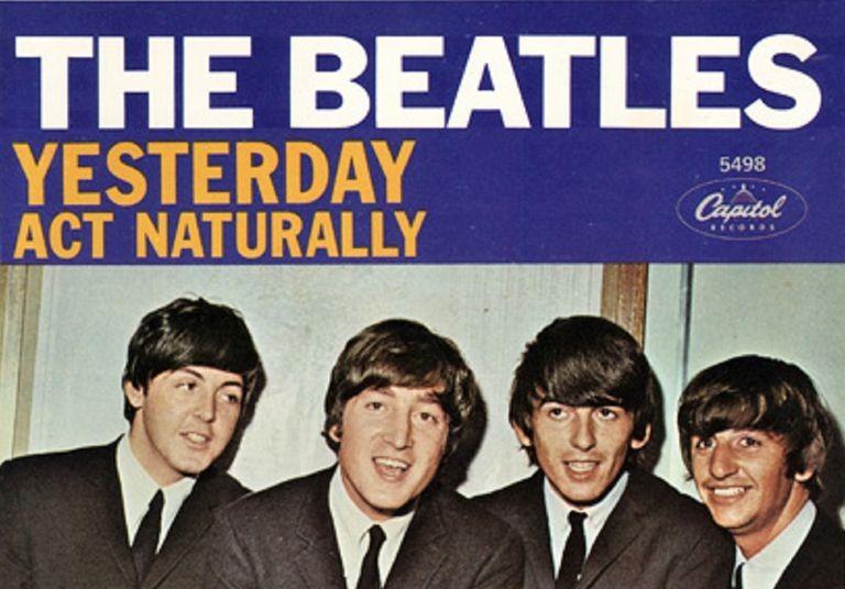 Картинки по запросу The Beatles - Yesterday