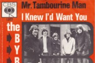 "The Number Ones: The Byrds' ""Mr. Tambourine Man"""