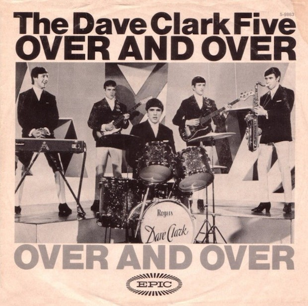 The-Dave-Clark-Five-Over-And-Over