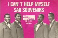 """The Number Ones: The Four Tops' """"I Can't Help Myself (Sugar Pie, Honey Bunch)"""""""
