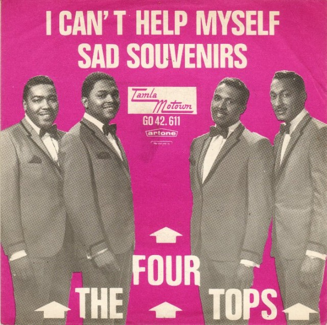 The Four Tops - Can't Help Myself (Sugar Pie Honey Bunch)