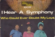 "The Number Ones: The Supremes' ""I Hear A Symphony"""