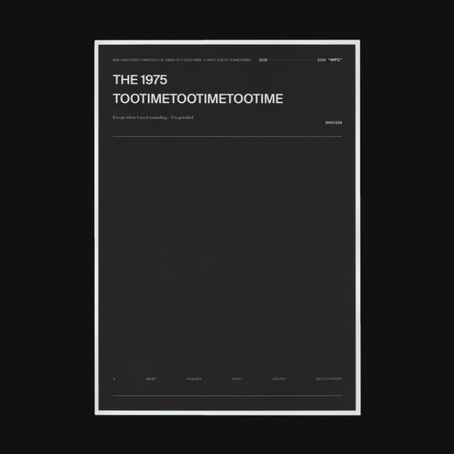 The 1975 -