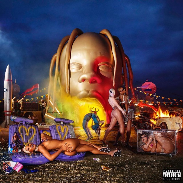 88feffea98d7 Travis Scott 'Astroworld' Review: Houston, We Have Some Problems ...