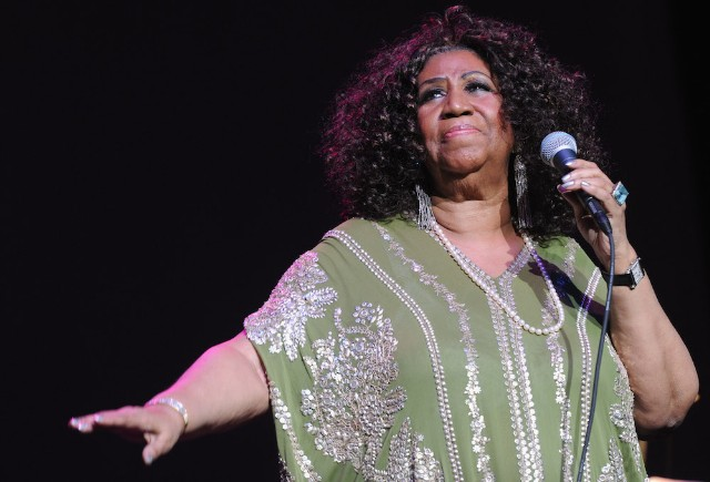 Stevie Wonder booked to perform at Aretha Franklin's funeral