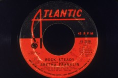 "Aretha Franklin - ""Rock Steady"""