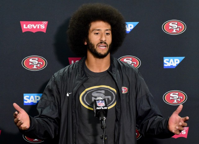 Colin Kaepernick's Name Cut From Big Sean Verse On 'Madden NFL 19'