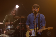 Watch Death Cab For Cutie Perform &#8220;Gold Rush&#8221; On <em>Corden</em>
