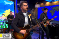 Watch The Decemberists Perform On <em>CBS This Morning</em>