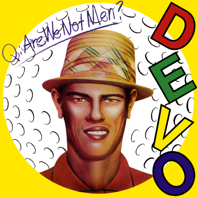 Devo - Are We Not Men?