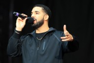 Watch Drake Cover Michael Jackson At 'Aubrey And The Three Migos' Tour Opener