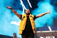 Drake Postpones Tonight's Already Rescheduled 'Aubrey And The Three Migos' Toronto Show