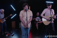 Watch Foxing Play Stripped-Down <em>Nearer My God</em> Songs In Their Stereogum Session