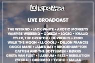 Livestream Lollapalooza 2018