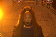 Watch Janet Jackson's First Late Night TV Performance In 14 Years