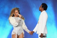 Drunk Fan Rushes Stage At Beyoncé And Jay-Z's Atlanta Concert