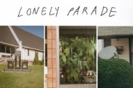 "Lonely Parade – ""Olive Green"""