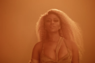 "Nicki Minaj – ""Ganja Burn"" Video"