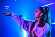 "Watch Ariana Grande Cover Thundercat's ""Them Changes"""