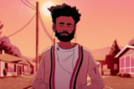 "Childish Gambino – ""Feels Like Summer"" Video"