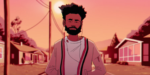"Childish-Gambino-""Feels-Like-Summer"""