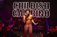 Childish Gambino Postpones Tour Due To Injury