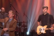 Watch Death Cab For Cutie Play &#8220;Gold Rush&#8221; On <em>Ellen</em>