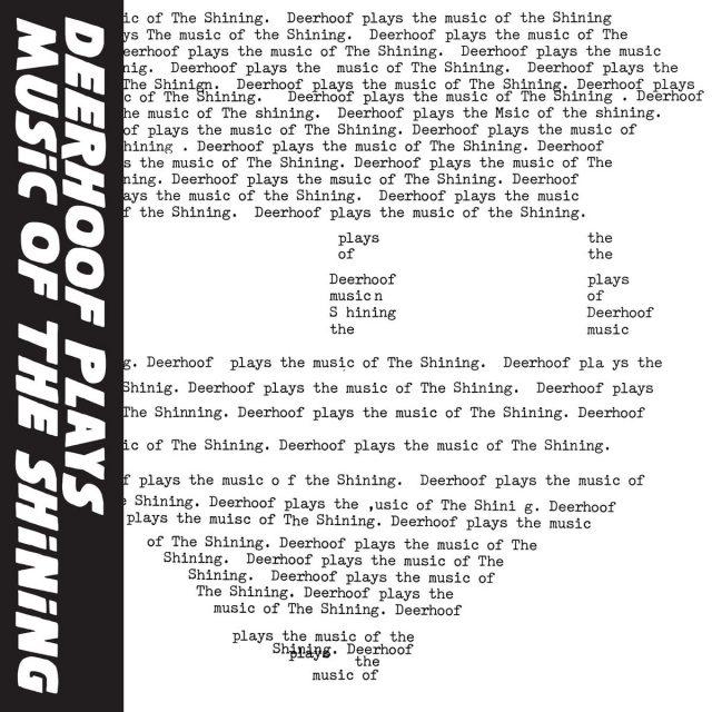 Deerhoof Plays The Music Of 'The Shining'