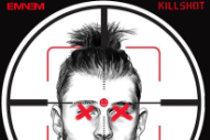 "Eminem Attacks Machine Gun Kelly On New Song ""Killshot"""