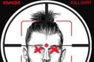 "Eminem Attacks Machine Gun Kelly On New Song ""Killshot"""