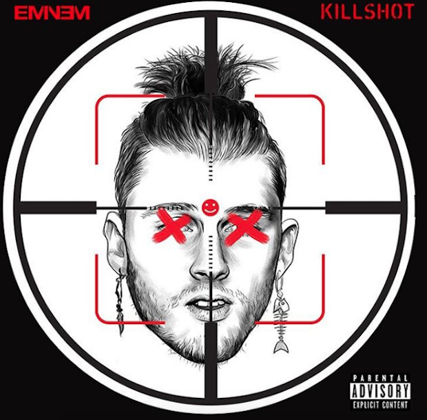Machine Gun Kelly has responded to Eminem's new diss track 'Killshot'