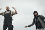 "Eminem – ""Lucky You"" (Feat. Joyner Lucas) Video"