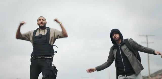 Eminem-Lucky-You-video