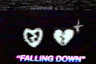 "The Late Lil Peep & XXXTentacion Appear Together On New Track ""Falling Down"""
