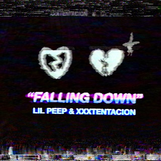 "Lil Peep & XXXTENTACION - ""Falling Down"""