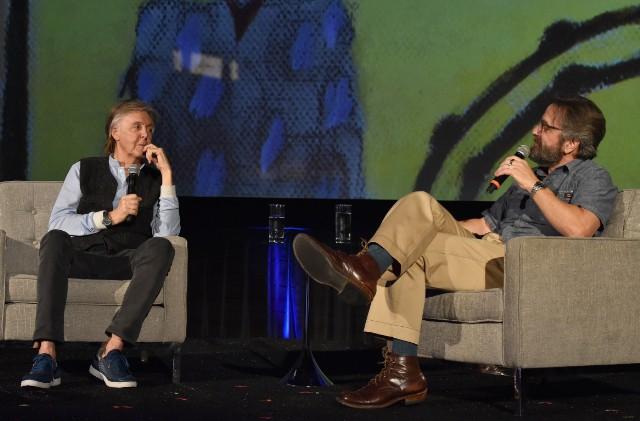 Paul McCartney & Marc Maron