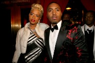 "Nas Responds To Kelis' Abuse Allegations: ""I Did Not Beat Up My Ex Wife"""