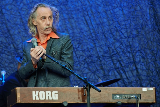 Conway Savage of Nick Cave and the Bad Seeds 1960-2018 RIP