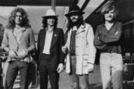 "Led Zeppelin Will Face New Trial Over ""Stairway"" Copyright"