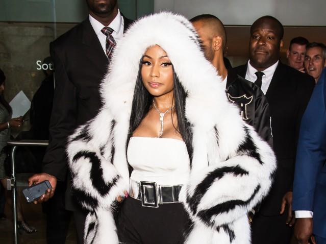 Nicki Minaj Explains Why She's Giving Geoffrey Owens $25,000