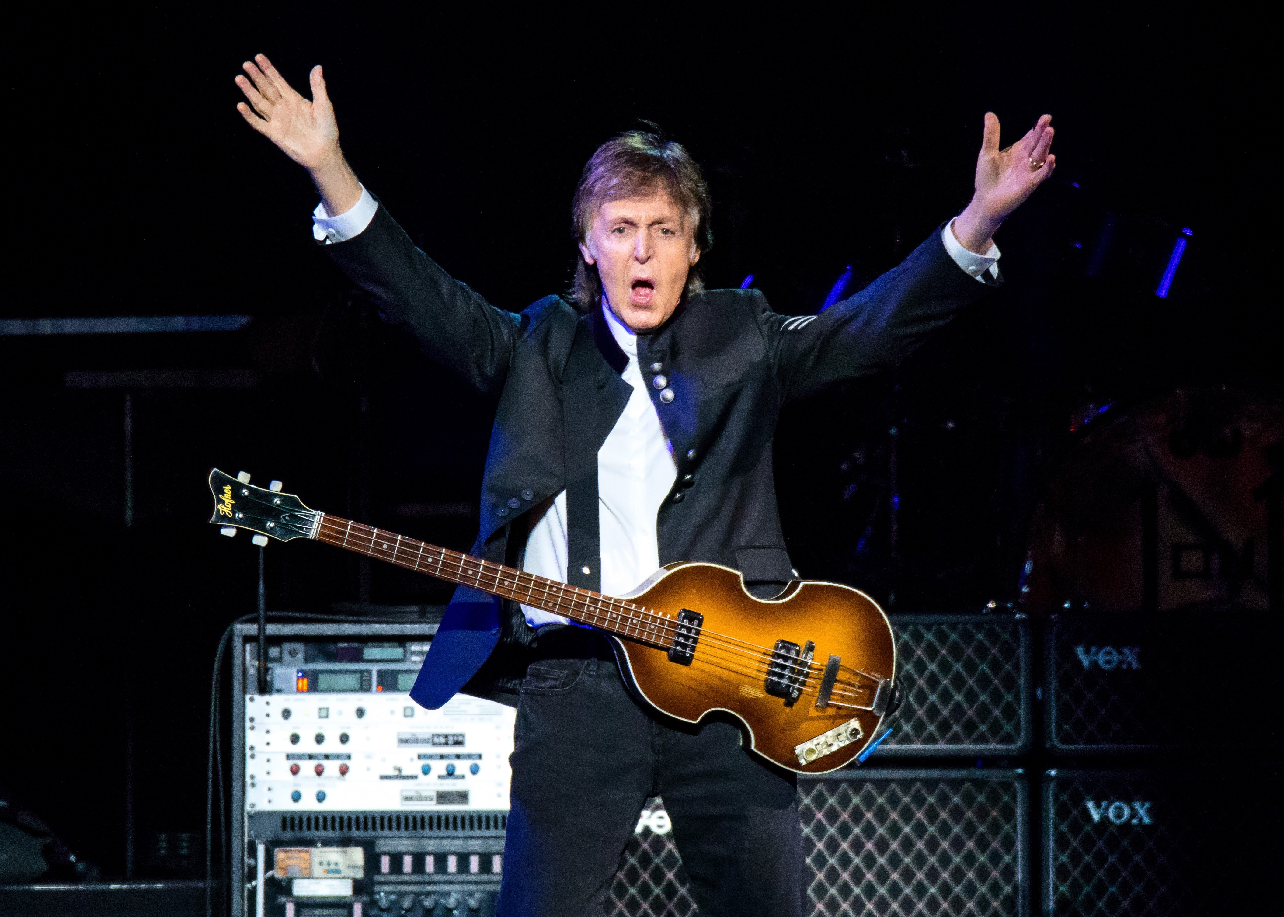 Paul McCartney 'Egypt Station' Review: It Only Pretends To