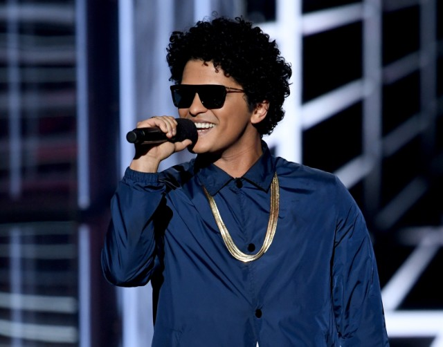 Argument over Bruno Mars leads to assault arrest for 71-year-old