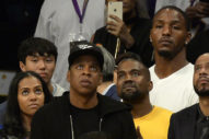 Kanye Says <em>Watch The Throne 2</em> Is Coming Soon