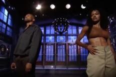 Kanye West & Teyana Taylor