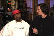 Kanye West Was Booked On <em>SNL</em> Because Ariana Grande Dropped Out