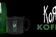 Korn Announce New Koffee