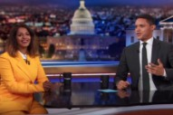 Watch M.I.A. Talk Bob Dylan, Her Different Identities, &#038; Her Documentary On <em>The Daily Show</em>