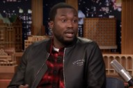 Watch Meek Mill Talk Prison Reform, Perform &#8220;Dangerous&#8221; On <em>Fallon</em>