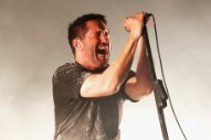 "Watch Nine Inch Nails Play ""Happiness In Slavery"" For The First Time In 23 Years"